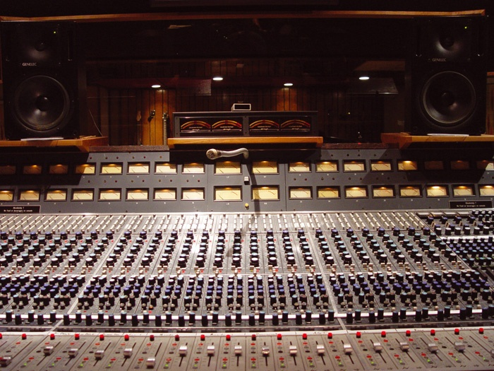 Neve 8078. Recorded most of the music i grew up on and still listen to! why use anything else! keep making these type of Consoles