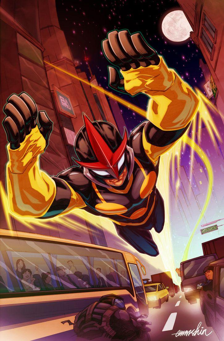 Nova: Sam Alexander from Ultimate Marvel
