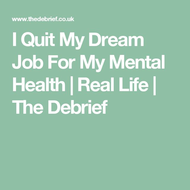 Steps Boosting Mental Health: 1000+ Ideas About Quit Job On Pinterest
