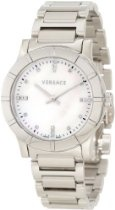 Versace Women's 78Q99SD498 S099 Acron Lady Diamond Watch