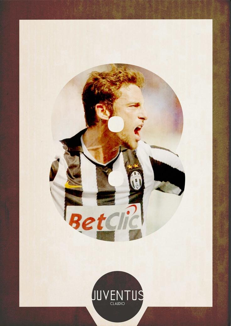 football poster - juventus - Michele Lorenzo Crippa