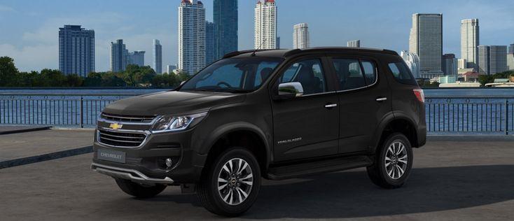 Dijual Chevrolet Trailblazer Indonesia Chevrolet Kendaraan Dan Gotham