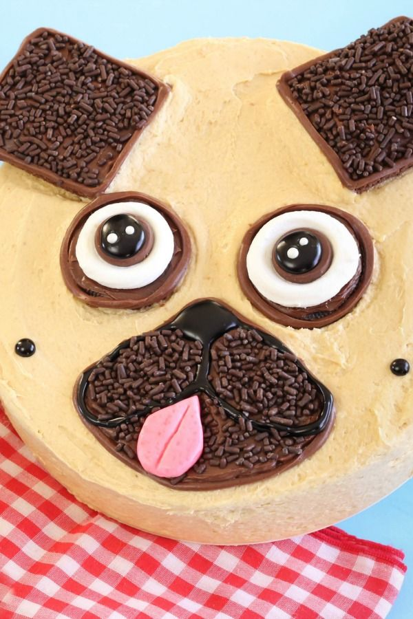 1000 Ideas About Puppy Cake On Pinterest Dog Cakes