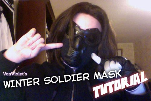 image Winter Soldier Mask Tutorial