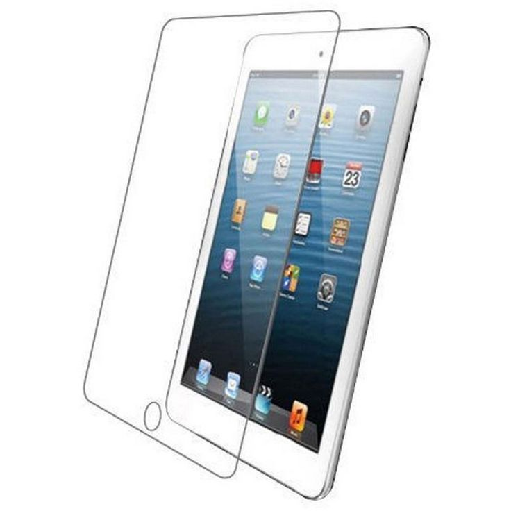 Tempered Reinforced Glass Screen Protector Film Case For iPad 2 3 4 5 Air For iPad Mini 1 2 3 4 Clear Front Films + Retail Box //Price: $US $3.00 & FREE Shipping //     #ipad