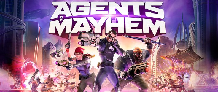"New patch released for Agents of Mayhem - Includes fix for ""Hardcore Gamer"" trophy and open world changes"
