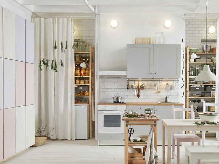 11 besten Sunnersta   IKEA Bilder auf Pinterest Mini-küche - küche ikea landhaus