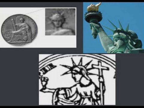 Tak Masoni i Iluminaci Postawili Statuę Wolności Symbol Lucyfera-Film Do...
