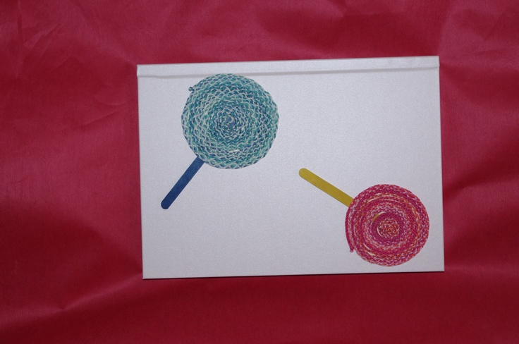handmade lollipop ........ for boys & girls