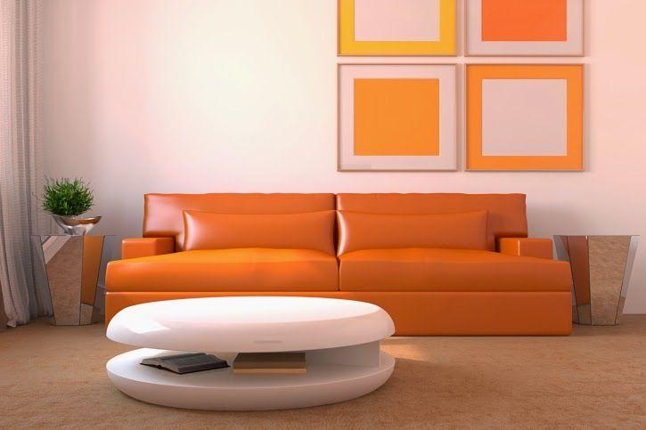 orange living room paint color ideas with white lively design rilane