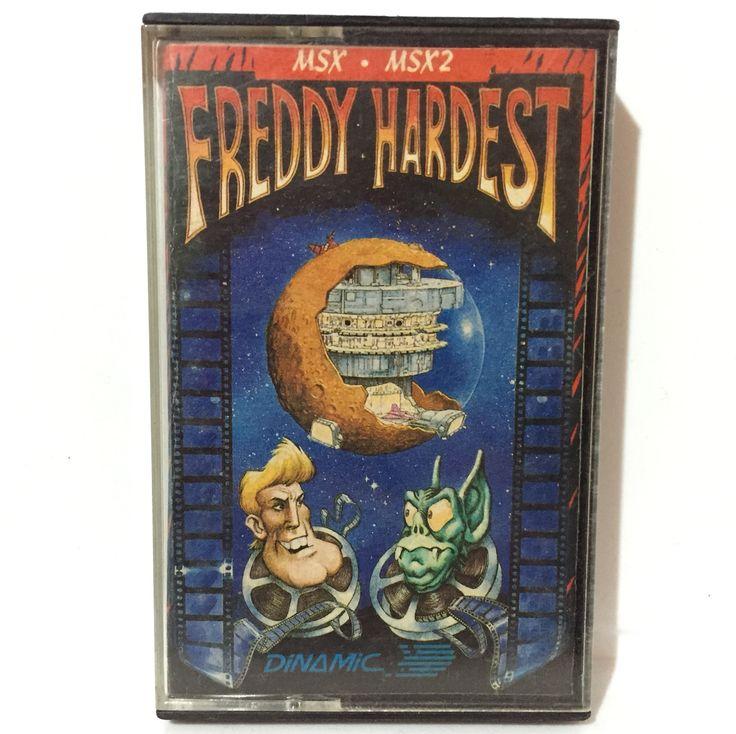 Freddy Hardest.