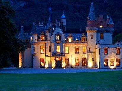 Aldourie Castle, Loch Ness, Scotland   10 Quirky And Unconventional Places To Stay On Your Next Getaway
