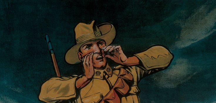 100 Years of Anzac- Dept Veterans' Affairs