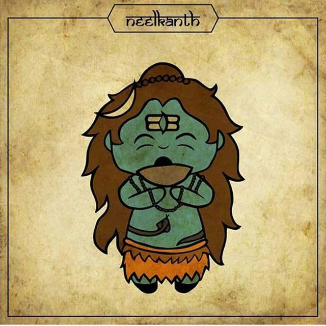 #neelkanth #mahadev #shiva