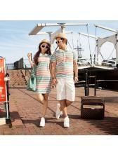 Hot sale popular style couple shirt $ 12.90