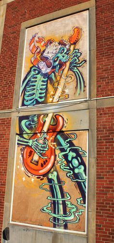"""Artist Nychos """" X-RAY licking the metal"""""""