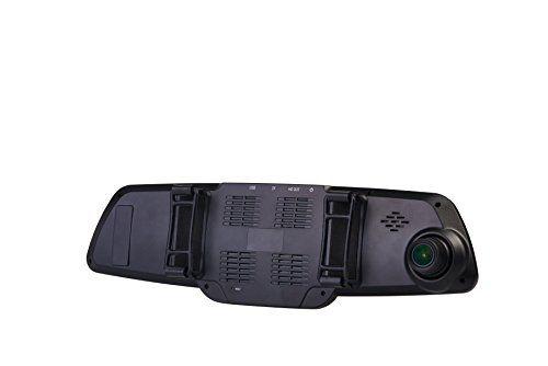 Affordable RAC 03 Super HD Dash Cam Video Recording Rear View Mirror Camera DVR  8GB MICRO SD The Cheapest