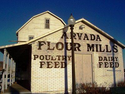 Old Town Arvada, Colorado