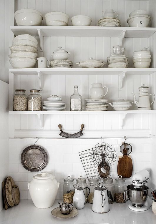 White Kitchen Shelves 361 best kitchens - rustic images on pinterest | dream kitchens