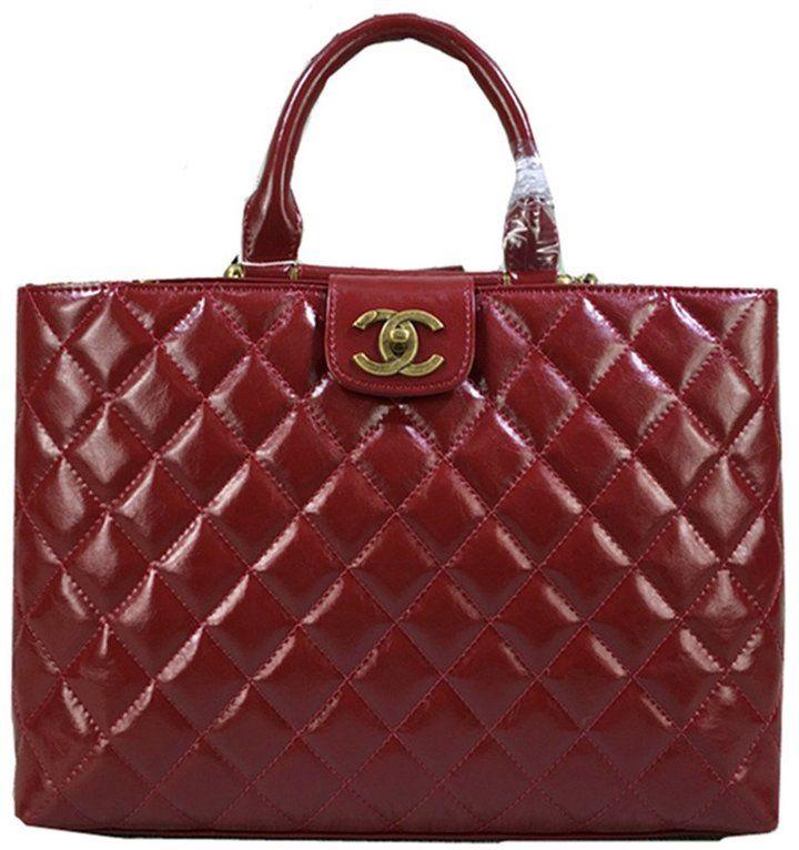Chanel classic small sheepskin oil wax Pique (bronze chain large) shoulder bag