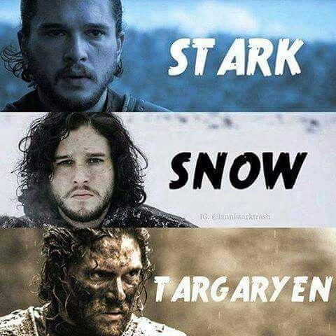 Jon Stargaryen ♡