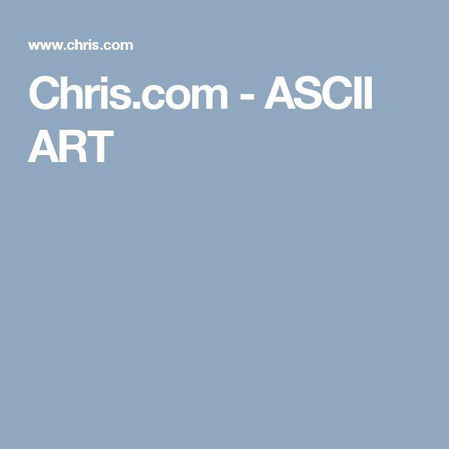 One Line Ascii Art New Year : Best ascii art ideas on pinterest line
