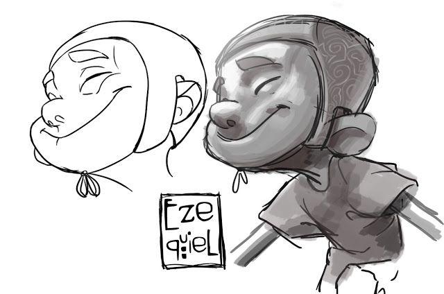 EZEQUIEL TADEO: Hey SAM is coming!!!  Sam personaje del juego de la OKKA para la BCC. @bibcerdanyola #ezequieltadeo #conceptart #artoninstagram #artworks #artworksforever #artworks_artist #instaart #draw #dibujos #digitalart #dibujodigital #draweveryday #sketch #ink #dailysketch #sketchbook #ilustrationart #doodle #sketch_daily #follow #estimollegir #BCC #bibcerdanyola #biblioteques #digitalart #quèfemalesbiblios #ink #drawings #pencils #sketchbook