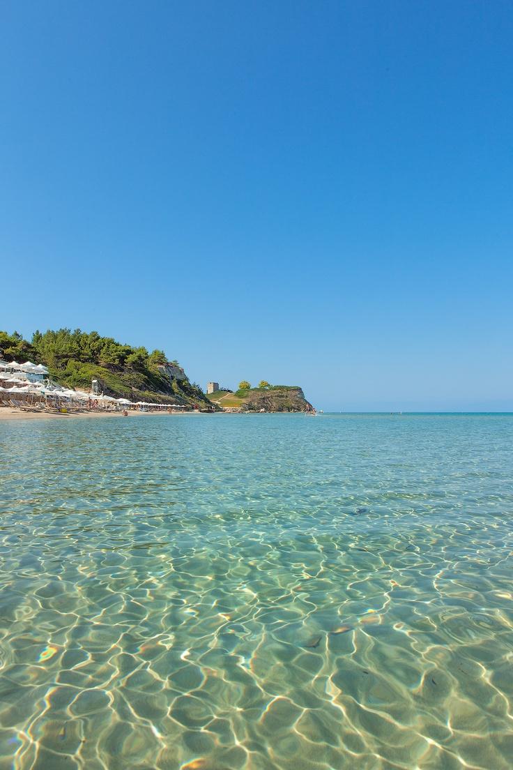 Boussoulas Beach, Sani Resort, Halkidiki, Greece