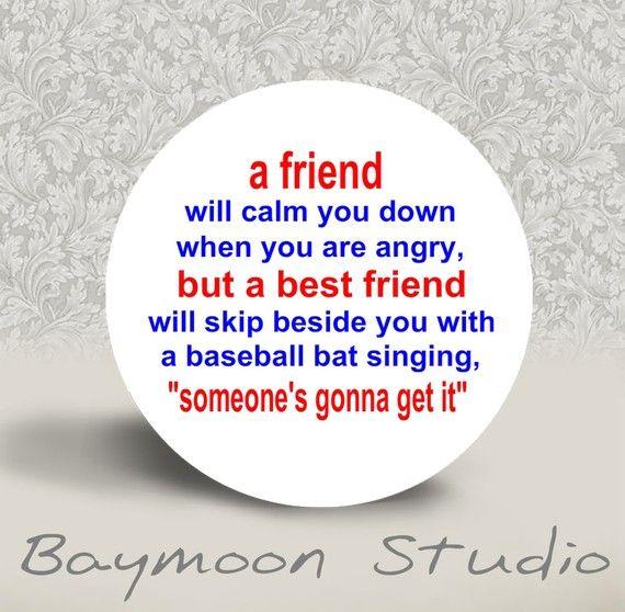 friend vs. best friend