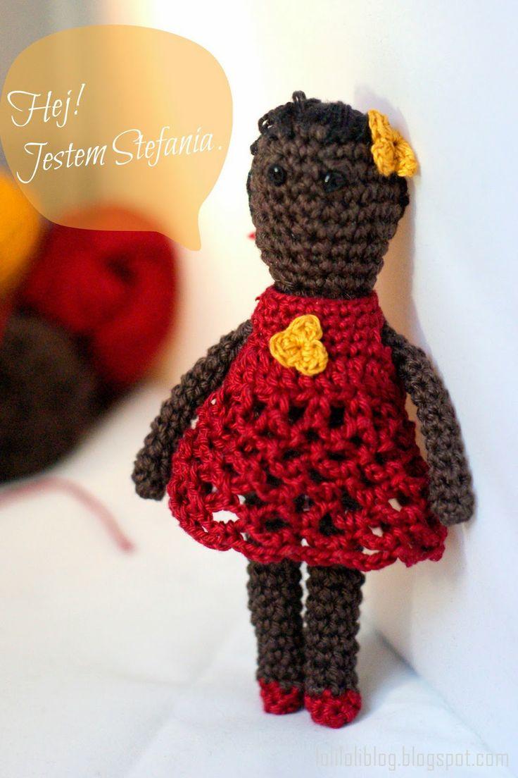 Loliloli: Crochet doll