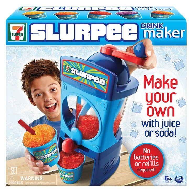 7-Eleven Slurpee Maker  #7ElevenSlurpee  #7Eleven  #Slurpee  #Slush  #Toys  #Kamisco