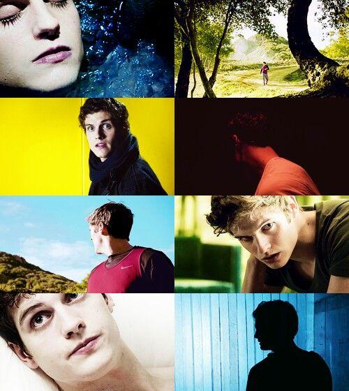 Daniel Sharman, Isaac Lahey, teen wolf