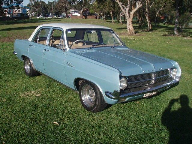 1966 Holden HD HD Premier