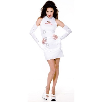 The Silence of The Lambs Sexy Adult Costume - $9.99. https://www.tanga.com/deals/773c77deb3/the-silence-of-the-lambs-sexy-adult-costume