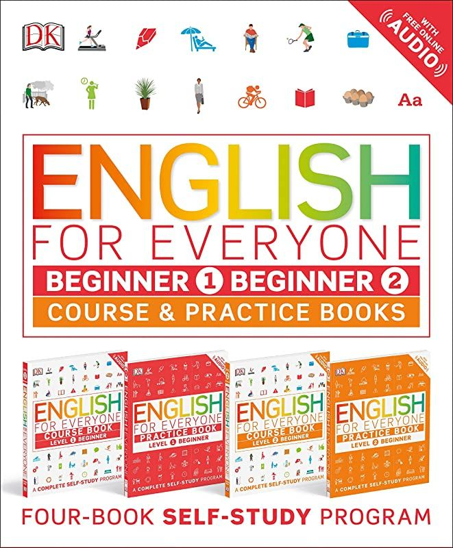 Free Download English For Everyone Slipcase Beginner Author Dk