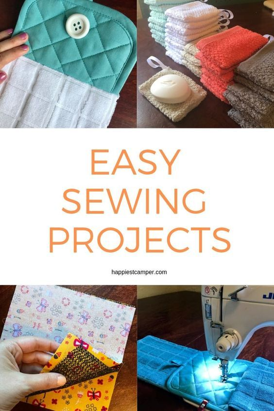 Simple sewing projects for beginners – perfect for selling at craft fairs! #s …   – sock monkey