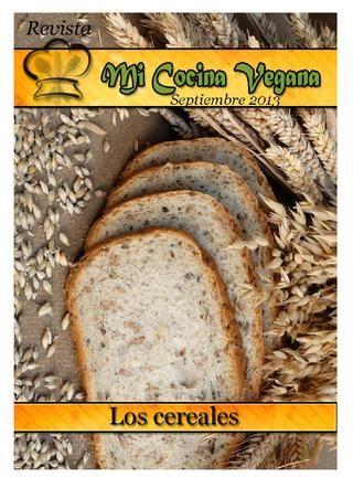 Mi Cocina Vegana #5  Recetas de cocina vegana. Repost en ISSU de la revista original en el blog de TotVegan.