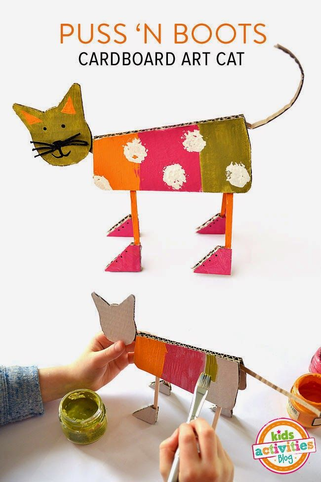 Sempre criança: http://meaningfulmama.com/2014/04/animal-inspired-...