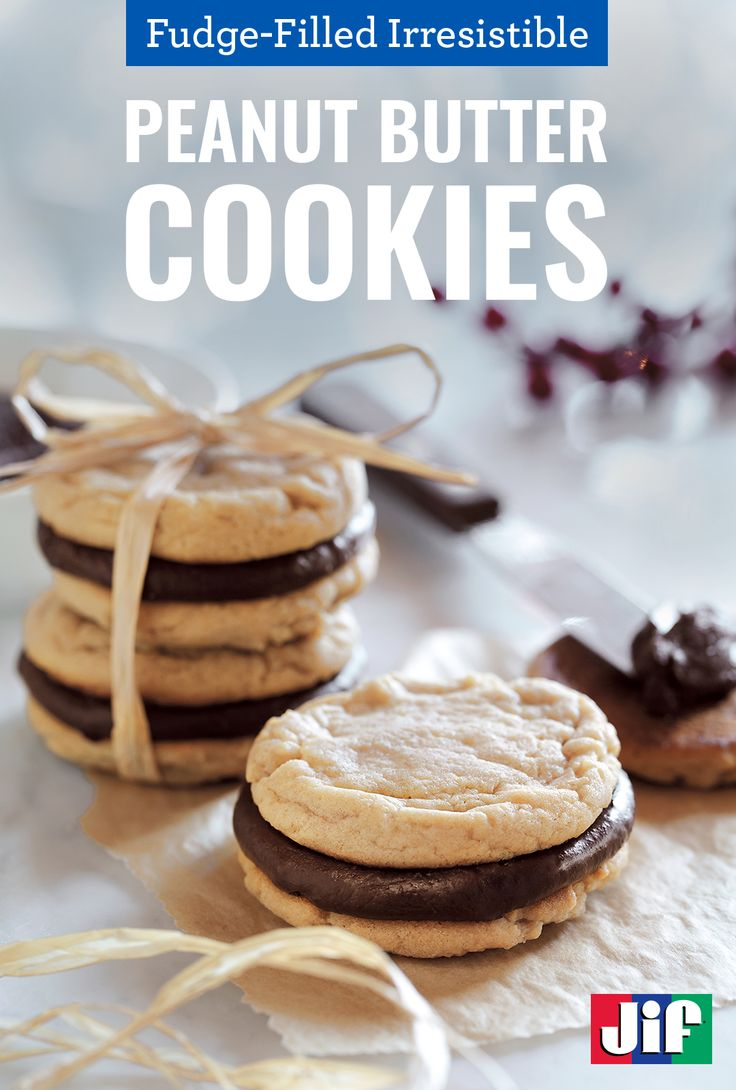 This Mother's Day, skip the department stores and make your mom a gift from the heart with our Fudge-Filled Irresistible Peanut Butter Cookies. Simply combine the listed ingredients and bake cookies for 6-7 minutes. Let them cool for 15 minutes, then generously spread fudge filling on the flat side of half the cookies. Top with remaining cookies, flat side down, to form delectable sandwich cookies.