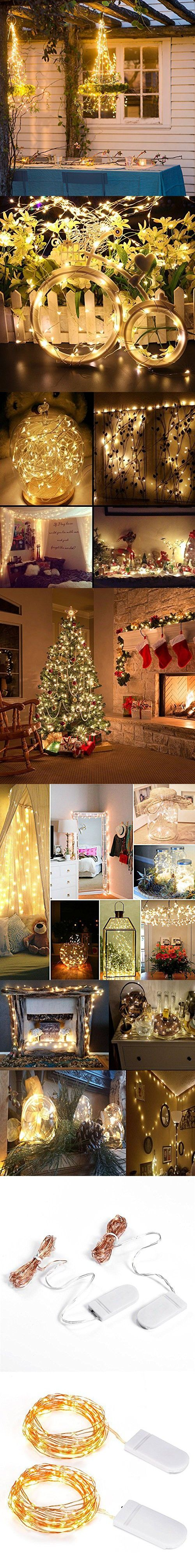 1000+ ideas about Christmas String Lights on Pinterest Christmas Icicle Lights, Led Christmas ...
