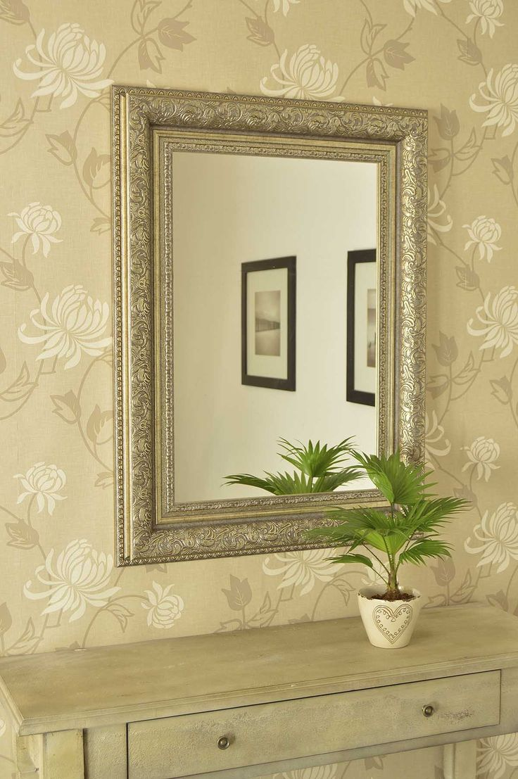 Big Wall Mirror 33 best mirrors images on pinterest | wall mirrors, antique silver