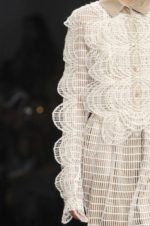 /// lattice lace, bora aksu