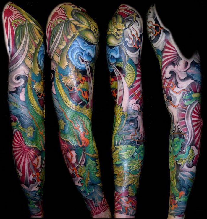 best 25 asian tattoos ideas on pinterest oriental. Black Bedroom Furniture Sets. Home Design Ideas