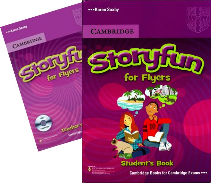 The 9 best cambridge young learners english starters movers storyfun for flyers cambridge english yle fandeluxe Choice Image