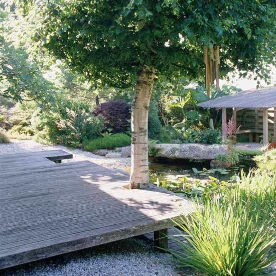 Garden Ideas Around Trees landscaping around trees google search Garden Decking Ideas To Inspire You Deck Around Treeslow