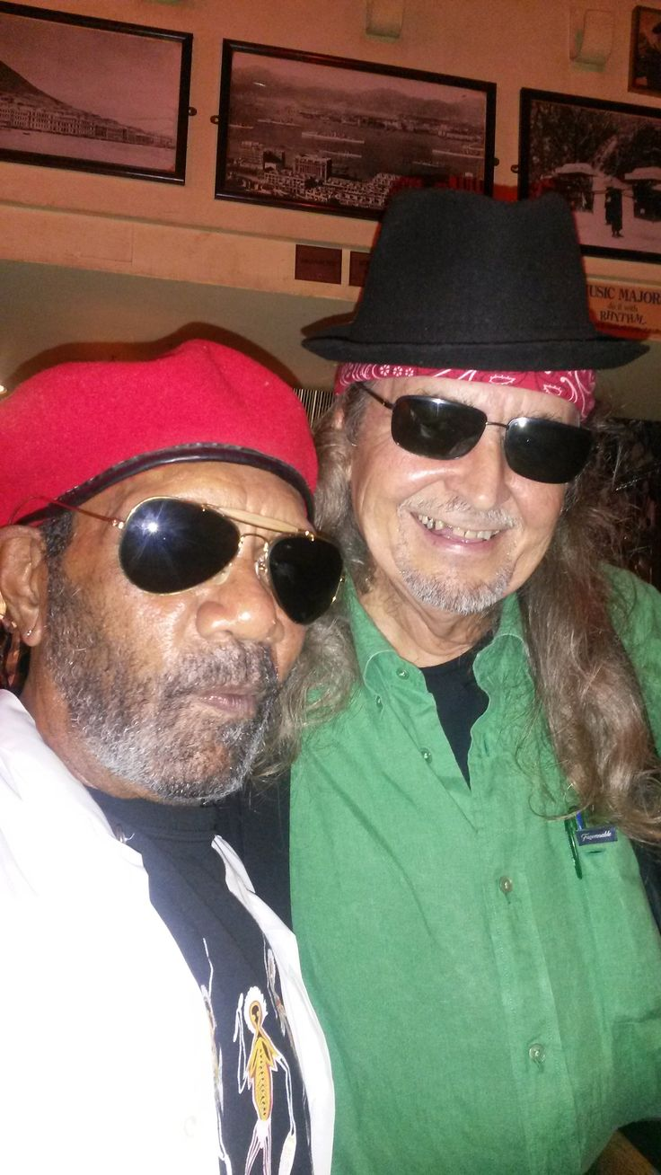 With my Hong Kong friend Stanley Butler.