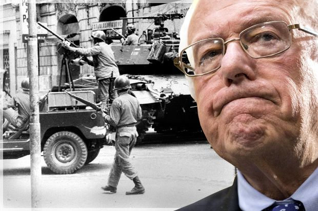In his speech last week, Sanders said what every presidential candidate ought to say about ISIS and the Middle East. Bernie Sanders has the most well thought out and best foreign policy, period. Bernie Sanders 2016