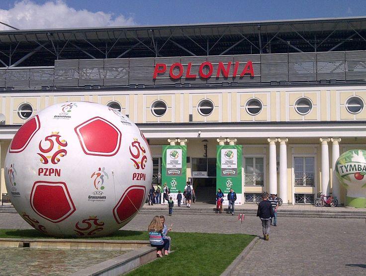 turniej finalowy na Polonii w Warszawie. (1.05.14) najlepsi zagraja nastepnego dnia o medale na Stadionie Narodowym