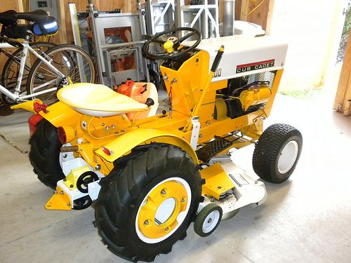 7260 Cub Cadet Tractor : Best images about tractors on pinterest john deere