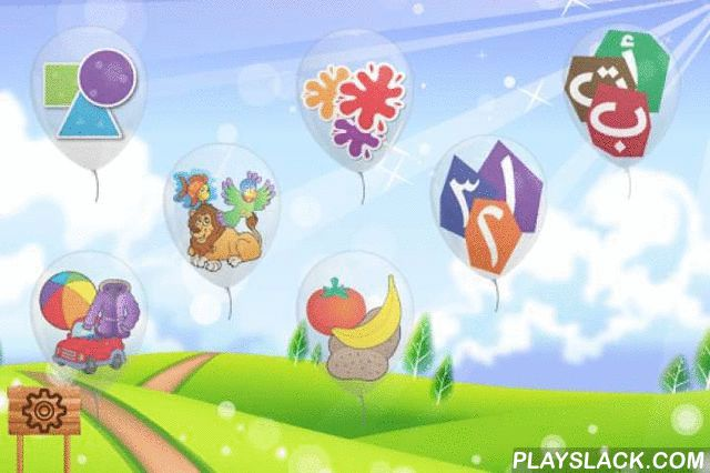 Arabic Learning For Kids  Android App - playslack.com , Do you want to teach your kids Arabic? Then 'Arabic Learning For Kids' is a must download if you want to teach them Arabic in a fun and engaging way. Download 'Arabic Learning For Kids' now to give your child the best chance to learn Arabic for life.The app teaches the essentials of Arabic using a very engaging method. It is designed by a native Arabic speaker. It features letters, words and pronunciation in the proper forma